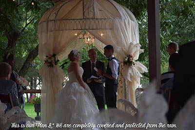 Top 10 Tips For Handling Weather At A West Texas Wedding (Part 1)